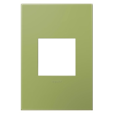 Lichen Green Wall Plate