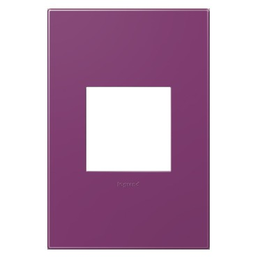 Adorne Plastic Screwless Wall Plate by Legrand | AWP1G2PL4