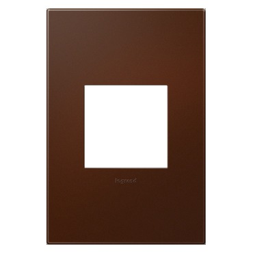Russet Soft Touch Wall Plate by Legrand | AWP1G2RS6