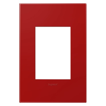 Cherry 1-Gang 3-Module Wall Plate by Legrand | AWP1G3CH4