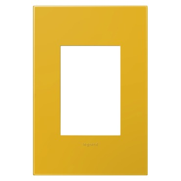 Honey 1-Gang 3-Module Wall Plate by Legrand | AWP1G3HY4