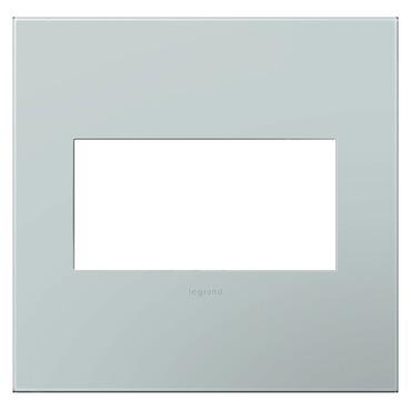 Adorne Plastic Screwless Wall Plate by Legrand | AWP2GBL4