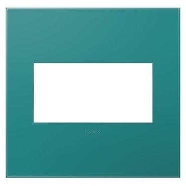 Turquoise Wall Plate by Legrand | AWP2GTB4