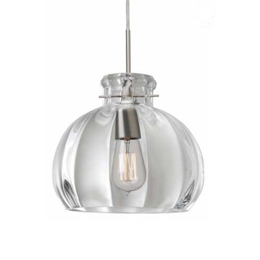 Pinta Pendant Edison by Besa Lighting | 1JT-464488-EDI-SN