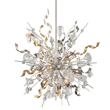 Party All Night Pendant by Corbett Lighting | FM-189-49