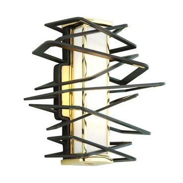 Tantrum LED Wall Sconce by Corbett Lighting | 186-11