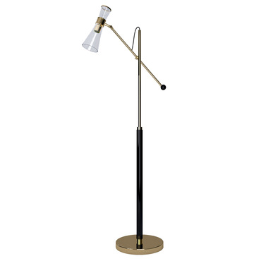 Mitte 1-Light Floor Lamp