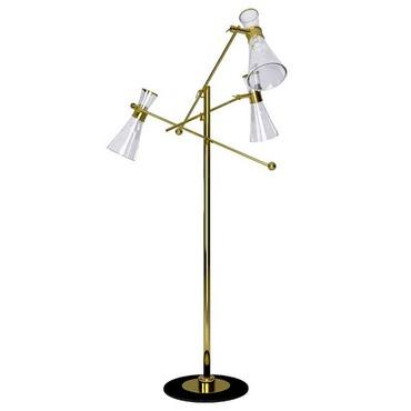 Mitte 3-Light Floor Lamp