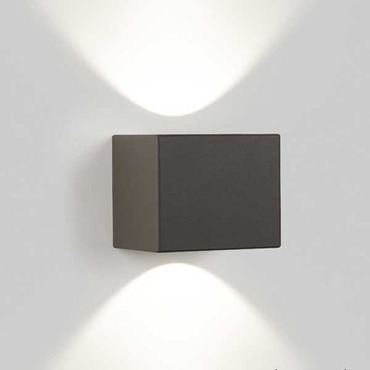 Tiga LED Outdoor Wall Wide/Wide by DeltaLight | 6 223 751 8103 G