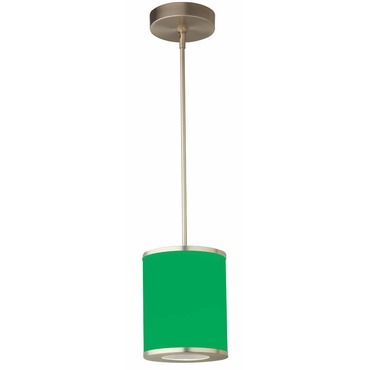 Chameleon Cylinder Color Changing LED Pendant by Hart Lighting | HL-1093