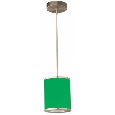 Chameleon Color Changing Cylinder Pendant by Hart Lighting | FM-HL-1093