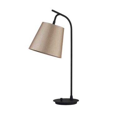 Walker Table Lamp by Lights Up | TS-455PB-CRO