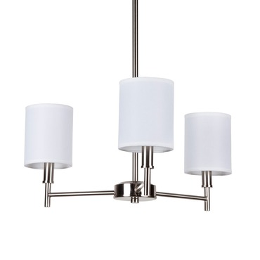 Walker 3 Light Chandelier