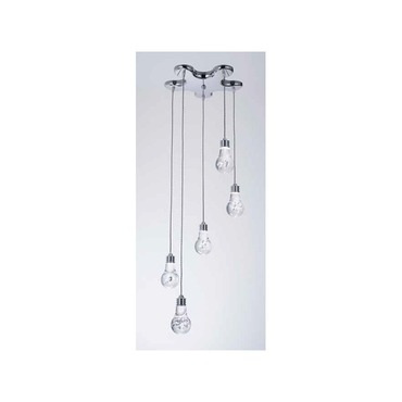 Florian 5 Light Pendant by Nuevo Living | HGHO203