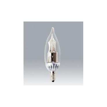 Utopia LED CA10 E12 3W 120V 2700K 184 Lumens by Ushio America Inc. | 1003858