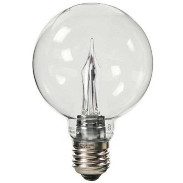 Utopia LED G25 E26 3W 120V 2700K 180 Lumens
