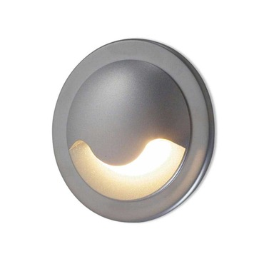 Ledra Uno LED Recessed Wall with J Box  by Bruck | 135205-1mc