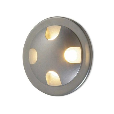 Ledra Quattro LED Recessed Wall with J Box