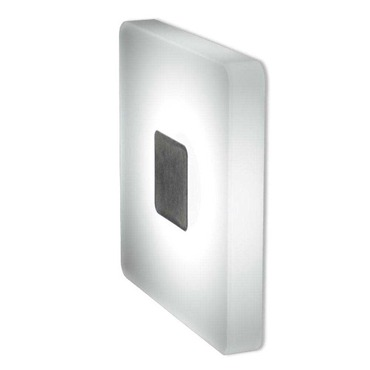 Ledra Ice Square LED Recessed Wall with J Box