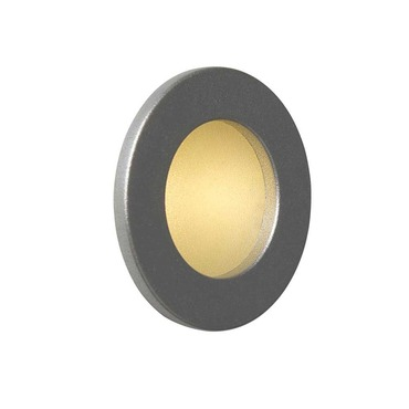 Ledra 6 Round LED Recessed Wall