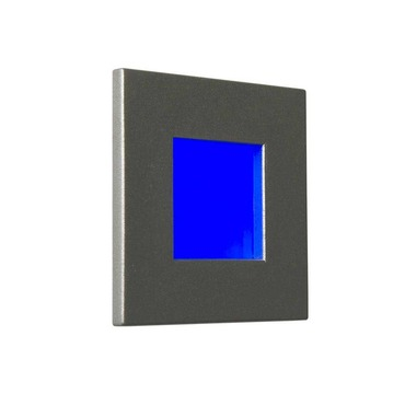 Ledra 6 Square Recessed Wall