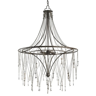 Chiave Chandelier by Currey and Company | 9506-CC