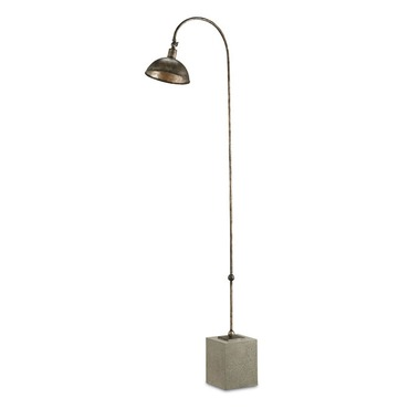 Finstock Floor Lamp by Currey and Company | 8062-CC