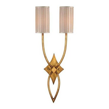 Portobello Road Dual Arm Wall Lamp