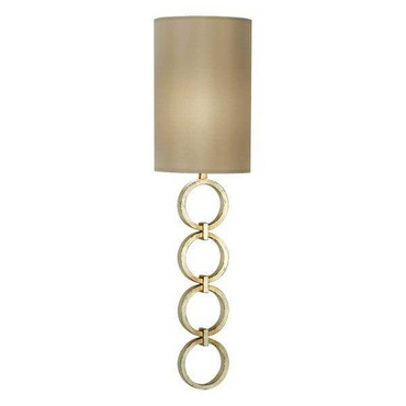 Portobello Road Circles Wall Lamp by Fine Art Lamps | 533350