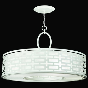 Black and White Story 787640 Pendant by Fine Art Lamps | 787640-5GU