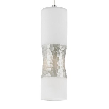 Mini-Vera Pendant by LBL Lighting | HS778OSSC1BMPT