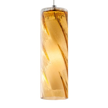 FJ Paige Pendant by LBL Lighting | HS795AMSC1BFSJ