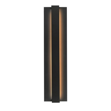Windfall Exterior Wall Sconce by LBL Lighting | OD785BLLEDW