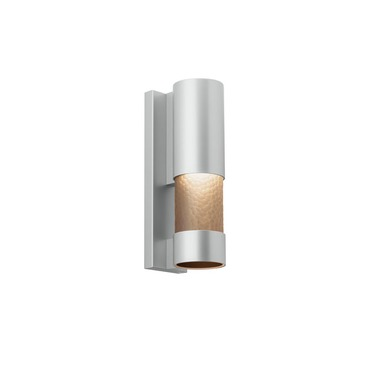 Moon Dance Exterior Wall Sconce by LBL Lighting | OD789SMSI2DW