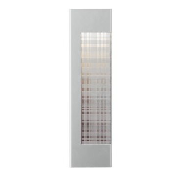 Henry Outdoor Sconce by LBL Lighting | OD821SILEDW
