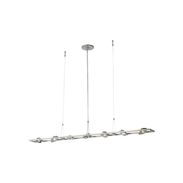 Calix Linear Pendant by LBL Lighting | SU768SCLED830