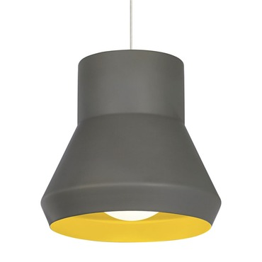 Milo Pendant by LBL Lighting | SU784GC2D