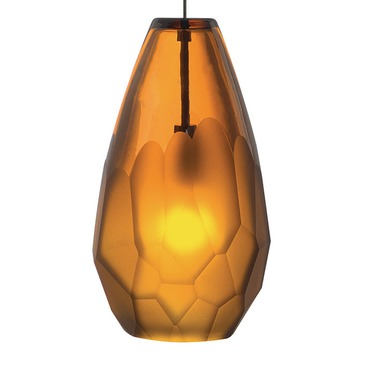 Briolette LED Freejack Pendant