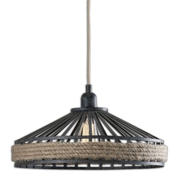 Corda Pendant by Uttermost | 22026