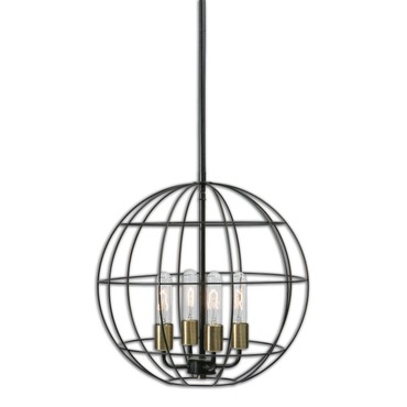 Palla Pendant by Uttermost | 22023