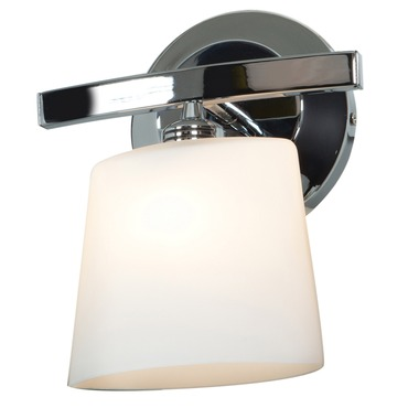 Sydney 20 5 Light Bathroom Vanity Light by Access | 63815-20-CH/OPL