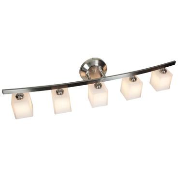 Sydney 18 5 Light Bathroom Vanity Light by Access | 63815-18-MC/OPL