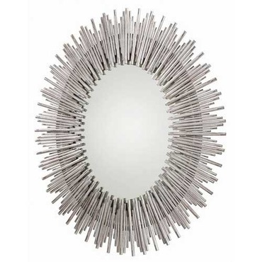 Prescott Oval Mirror by Arteriors Home | AH-6684