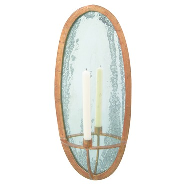 Agatha Taper Candle Wall Light by Arteriors Home   AH-4280