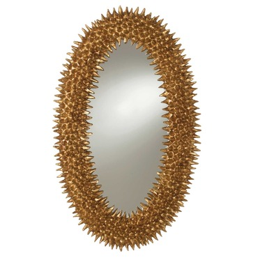 Spore Oval Mirror by Arteriors Home | AH-DD9001