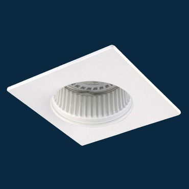 R3-DS93 3 Inch Square Baffle Downlight Trim by Beach Lighting | R3-DS93MW