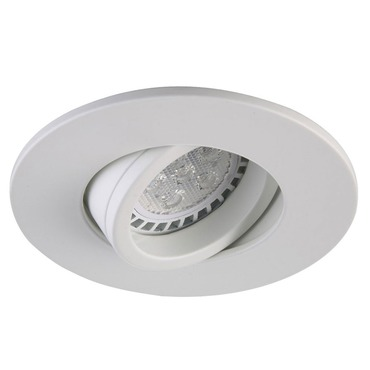 R3-DR88 3 Inch Round Adjustable Spot Trim by Beach Lighting | R3-DR88MW