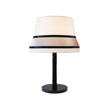 Audrey Table Lamp Black Finish