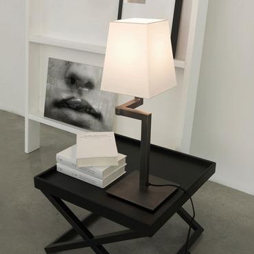 Quadra Swing Arm Desk Lamp by Contardi | ACAM.001058