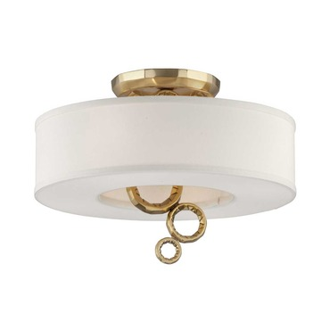 Continuum Semi-Flush Ceiling